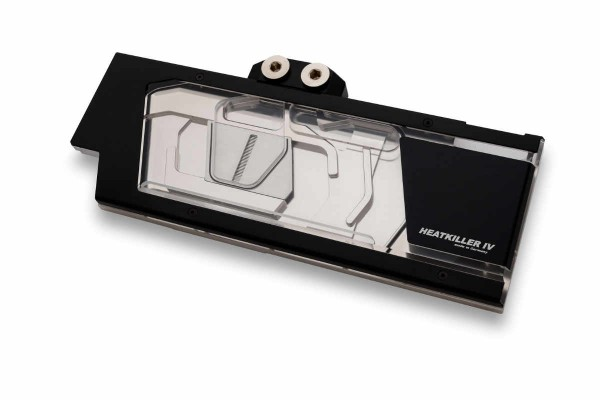 Watercool HEATKILLER® IV for RTX 2080 Ti - ACRYL Ni-Bl RGB